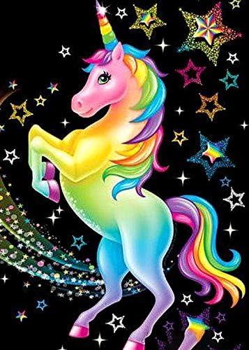 unicorn-Diamond-Painting