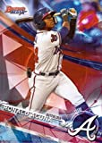 #4: 2017 Bowman's Best Top Prospects #TP-10 Ronald Acuna Baseball Card - 1st Bowman's Best Card