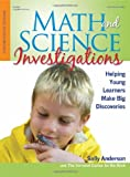 Math and Science Investigations, Sally Anderson, 0876593880