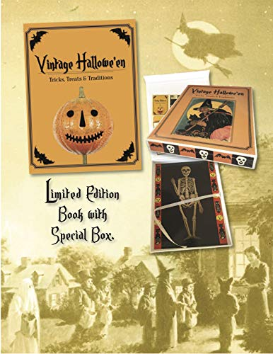 Vintage Halloween - Trick, Treats &