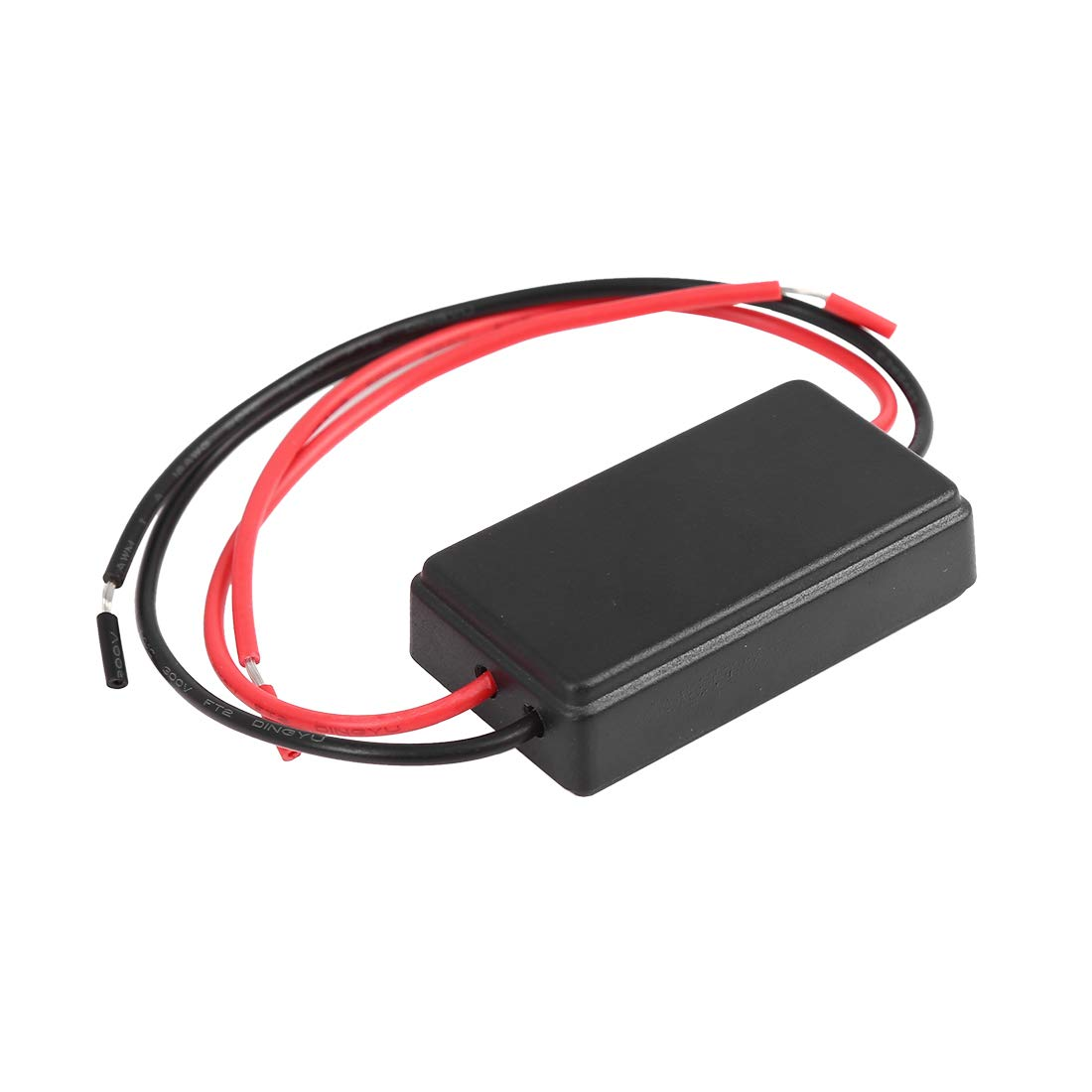 X AUTOHAUX GS-100A LED Stop Light Anti Flicker Flash Module Strobe Controller Universal for Car