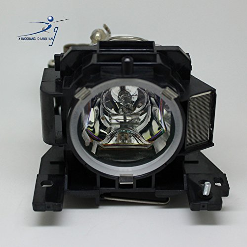 projector lamp bulb DT00893 for Hitachi CP-A52 ED-A101 ED-A111 CP-A200 USHIO NSHA220W with housing best brightness