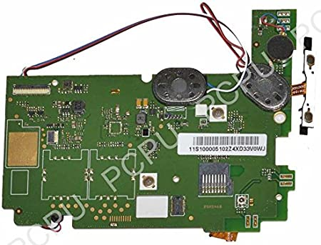DELL VENUE 7 3740 INTEL ATOM Z3460 4G LTE 1GB 16GB SSD TABLET MOTHERBOARD CRKKW