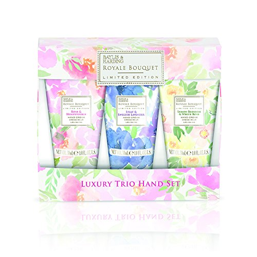 Baylis & Harding Royale Bouquet Luxury Hand Cream Set