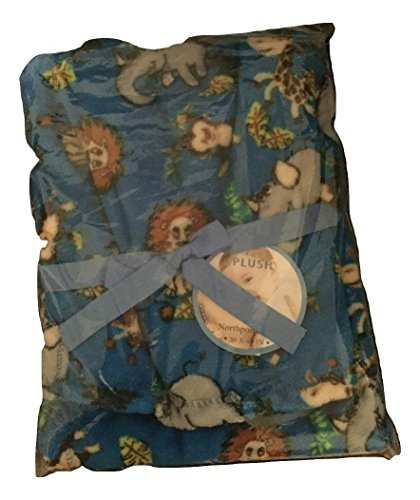 Northpoint Plush Baby Blanket- Animal - Kids Northpoint