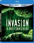 Cover Image for 'Invasion of the Body Snatchers  + DVD Combo'