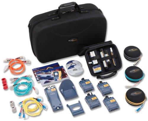- Fluke Networks DTX-OTDR/LL-KIT DTX Compact OTDR and Loss Length Kit