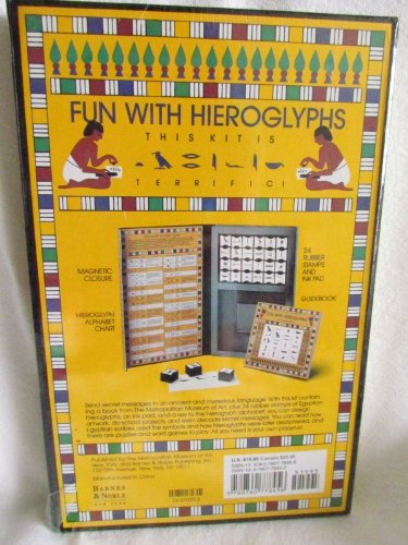 - The Metropolitan Museum of Art FUN WITH HIEROGLYPHS by Catharine Roehrig
