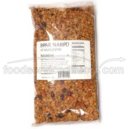 Bear Naked Fruit and Nut Granola, 48 Ounce -- 4 per case.