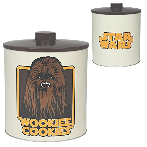 Krieg der Sterne Wookiee Cookies Keksdose