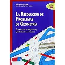 La resolución de problemas de geometría