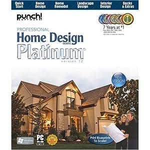 Punch Professional Home Design Platinum V12 Software