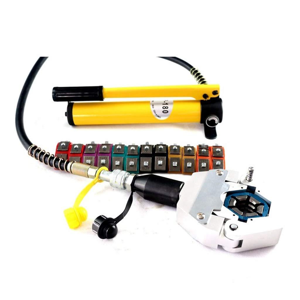 Hose Crimping Tool >> Sd 7842b Handheld Hydraulic Hose Crimping Tool Ac Repair Tools Hose