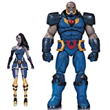 darkseid figure - DC Collectibles Darkseid and Grail Action Figure (2 Pack)