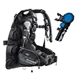 Oceanic QRL4 Excursion BCD with Air XS Integrated Octopus - 2X-Large