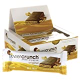 Power Crunch Protein Energy, Peanut Butter Fudge Butter Fudge, 1.4-Ounce Bar (Pack of 12)
