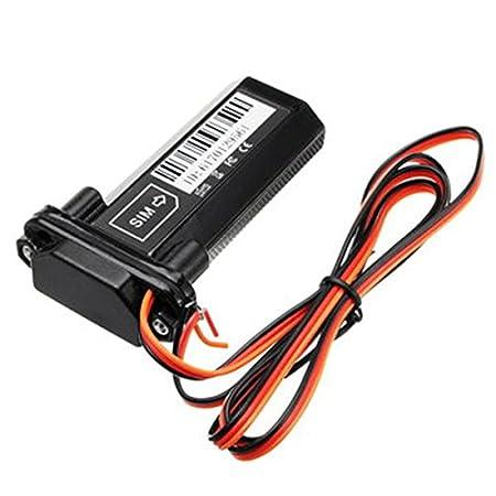 TOOGOO Rastreador de GPS Localizador impermeable Alarma antirrobo del coche motocicleta bicicleta electrica Bateria integrada: Amazon.es: Coche y moto