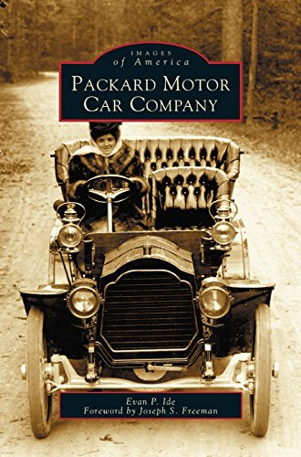 Packard Motor Car Company for sale  Delivered anywhere in USA
