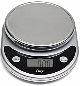 Excellent Ozeri Zk14 S Pronto Digital Multifunction Kitchen And Food Scale Elegant Black 8 25 Interior Design Ideas Grebswwsoteloinfo