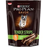Purina Pro Plan Savor Tender Strips Lamb Dog Treats, 16 Ounces – Pack of 2 For Sale