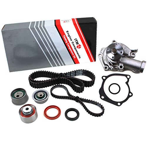 New ITM232WP (123 Teeth) Timing Belt Seals Kit and Water Pump Set