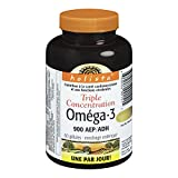 Best Omega 3 Pharmaceuticals - Holista Omega-3 Triple Strength, 900 Mg (Epa Dha) Review