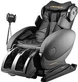 1, Fujiiryoki FJ 4300 Dr. Fuji Cyber Relax Massage Chair In Black With Four
