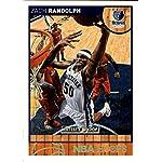 2013-14 NBA Hoops  42 Zach Randolph Memphis Grizzlies Official Basketball  Card. a1b2a33b7