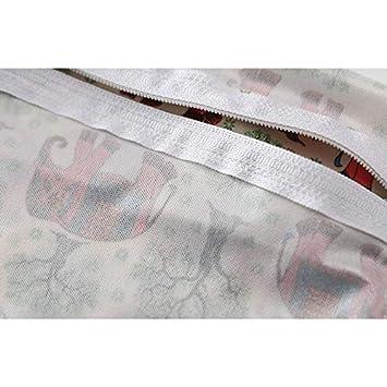 30cm Toruiwa Sac /à Couches Imperm/éable Sac /à Maillot de Bain R/éutilisable avec Fermeture Zipper avec Dessin Mignon pour B/éb/é 28