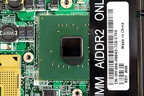 Genuine Dell PF494TF052Latitude D520Intel socket MPGA478di alta scheda madre compatibile con numeri: PF494TF052