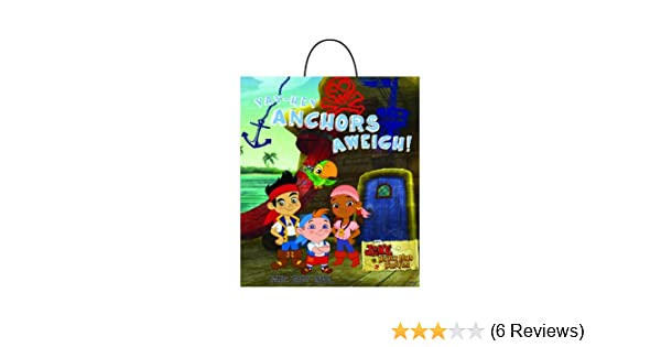Child Disguise Costumes Disguise Disney Junior Jake and The Neverland Pirates Essential Treat Bag Toys Division 46289