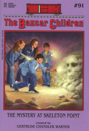 The Mystery at Skeleton Point (Boxcar Children Mysteries) - Book #91 of the Boxcar Children