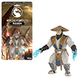 Funko Savage World: Mortal Kombat-Raiden Collectible Toy