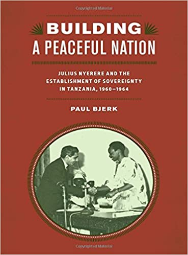 Building a Peaceful Nation (Rochester Studies in African History and the Diaspora)