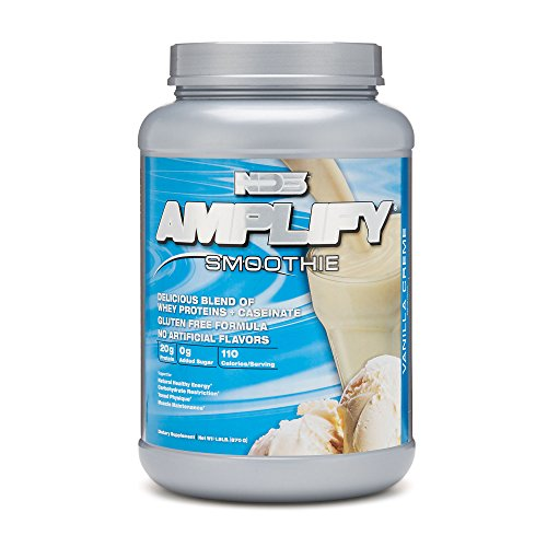NDS Amplify Smoothie Protein Vanilla product image