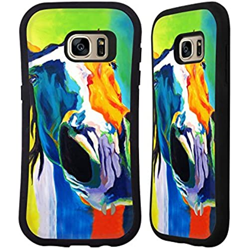 Official DawgArt Up Close and Personal Wildlife Hybrid Case for Samsung Galaxy S7 edge Sales