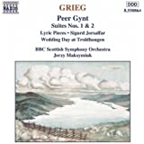 Grieg/Peer Gynt Suites 1 And 2