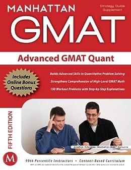 Advanced GMAT Quant by [Manhattan GMAT]