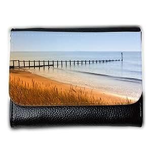 le portefeuille de grands luxe femmes avec beaucoup de compartiments // M00315100 El campo de colza de semilla oleaginosa // Medium Size Wallet