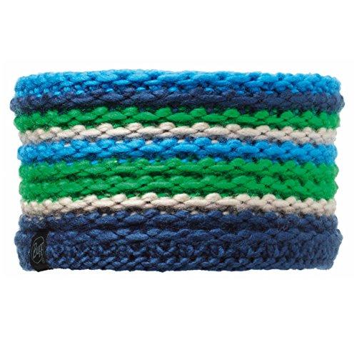 Buff Unisex Outdoor Knitted and Polar Fleece Headband, Kamiv, OS