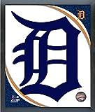 "Detroit Tigers 2016 MLB Team Logo Photo (Size: 12"" x 15"") Framed"