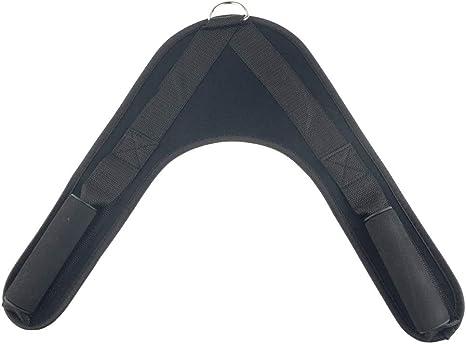 Workouty - Cinturón elástico en Forma de V para Ejercicio, arnés ...