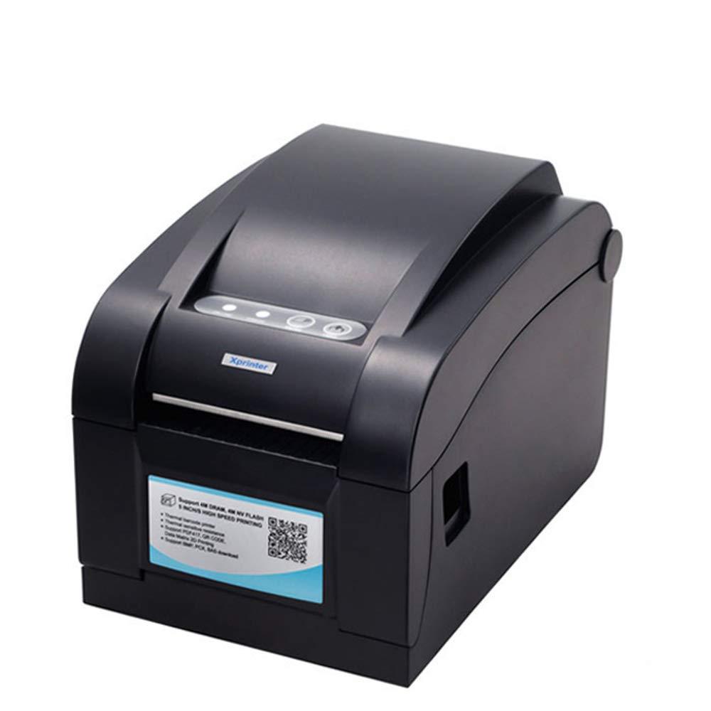 Xprinter XP-350B 20mm~80mm Direct Thermal USB Barcode Label Printer Thermal Barcode Printer bar Code Printer (XP-350) by Xprinter