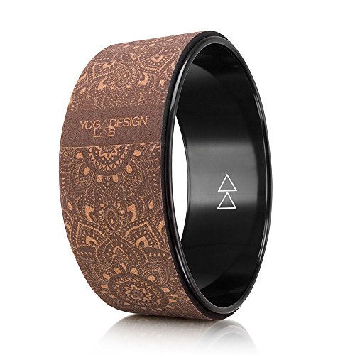 YOGA DESIGN LAB The Yoga Wheel Eco Printed