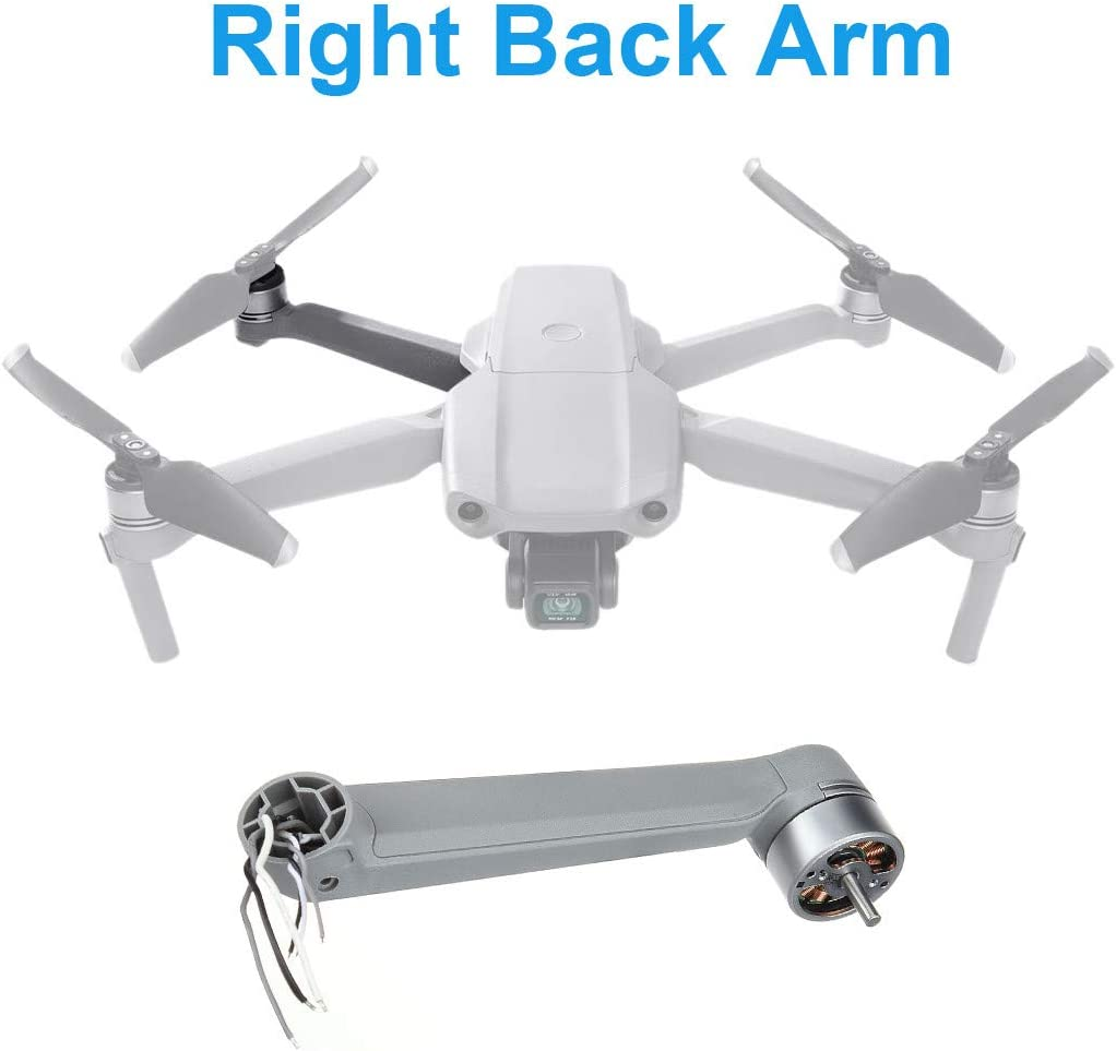 For DJI Mavic Air 2 Drone Original Left//Right//Front//Rear Motor Arm Replacement