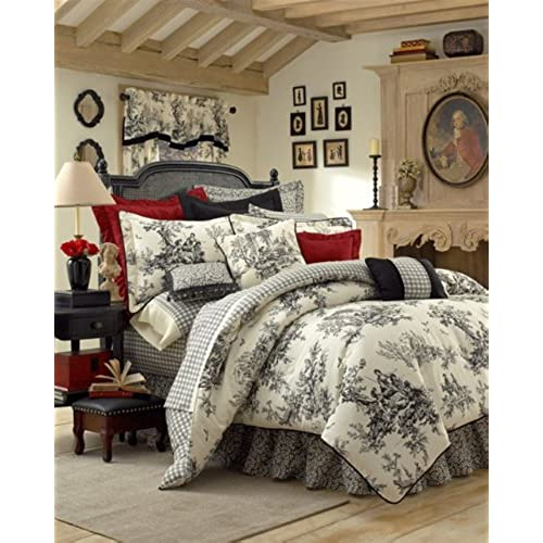 toile bedding - Toile Bedding
