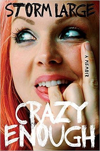 Gratis online bøger til download Crazy Enough: A Memoir ePub