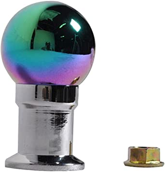 Titanium Ball Type Manual JDM Gear Shift Knob Fits Honda Acura