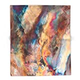 Society6 Metal Texture G214 88'' x 104'' Blanket