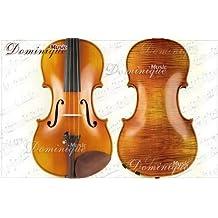"""Copy Guarnieri 'Del Gesu' 1742 """"Cannon"""" 4/4 Full Size Violin-Antique Style-D Z Violin #325"""